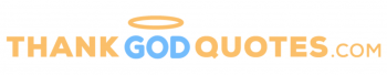 Thank God Quotes Logo