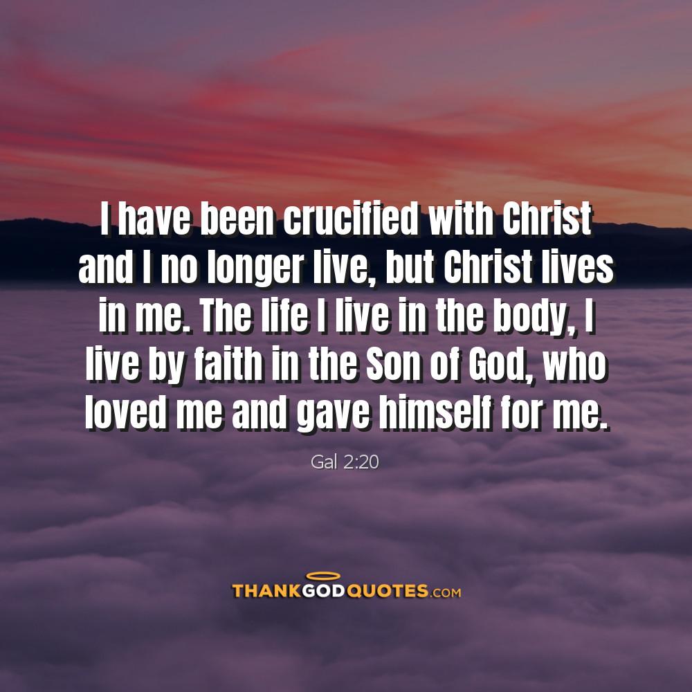 Galatians2:20