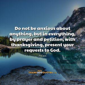 Phil 4:6