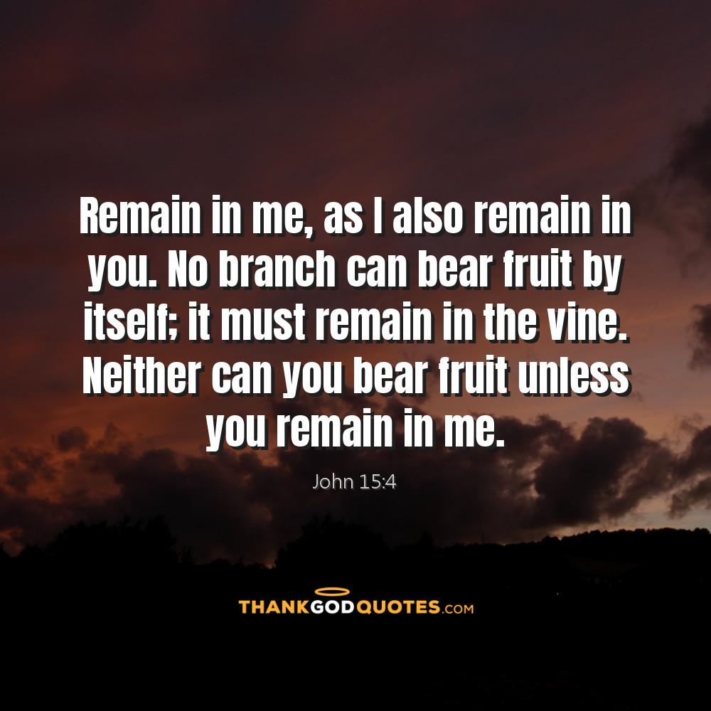 John 15:4