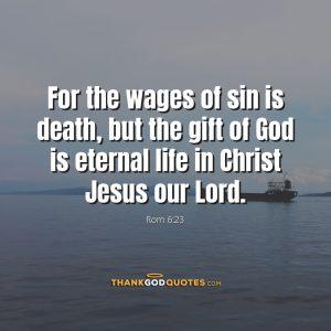 Rom 6:23