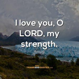 Psalm 18:1