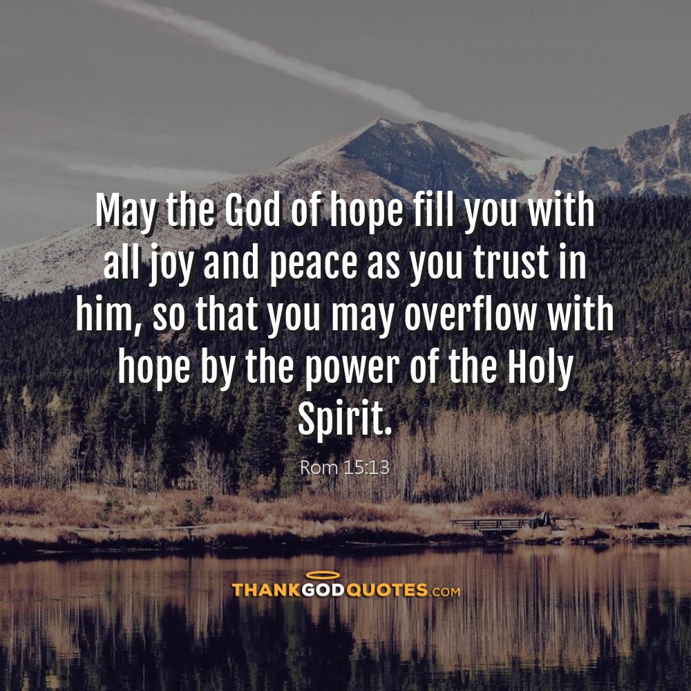 Rom 15:13