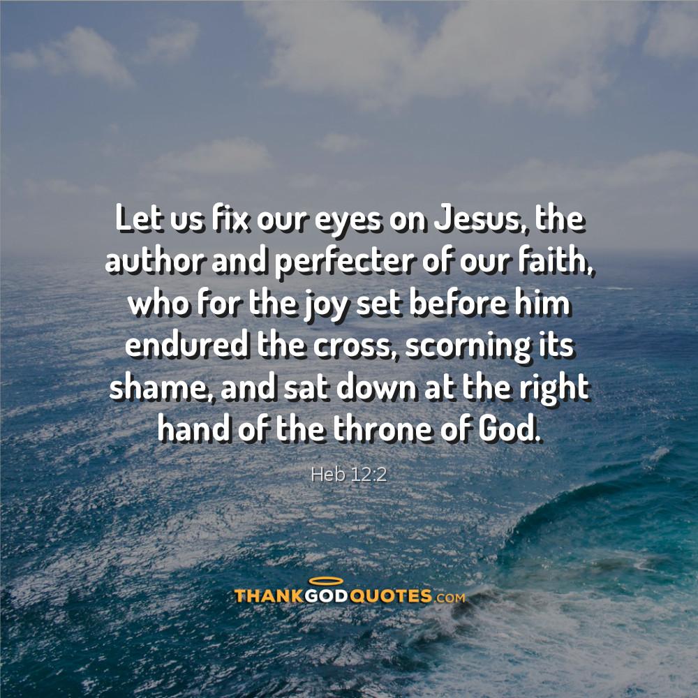 Heb 12:2