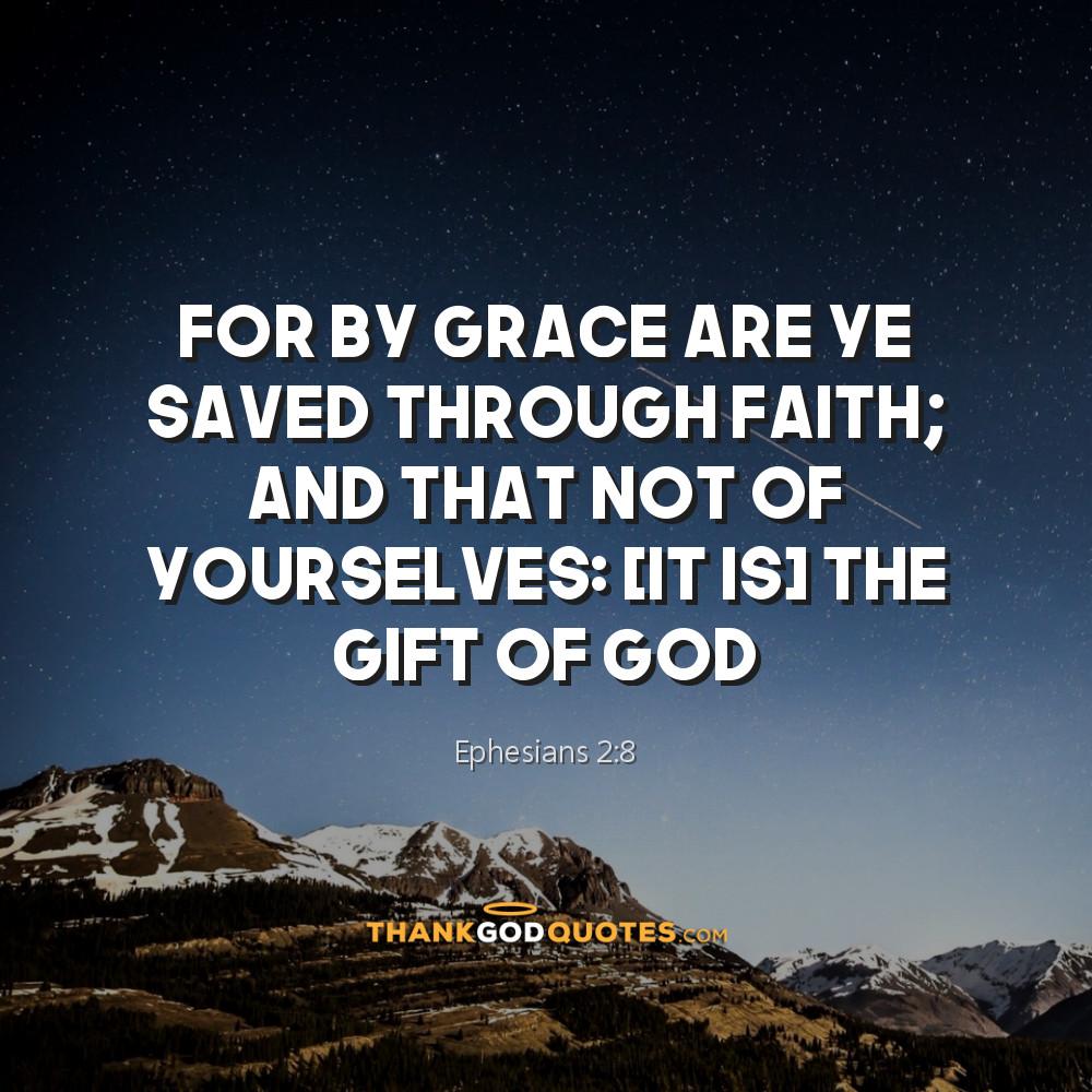 Ephesians 2:8