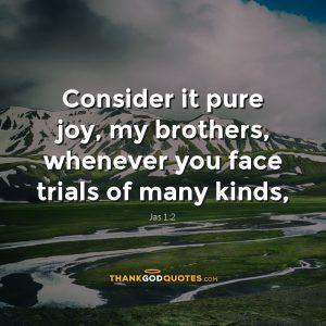 James 1:2