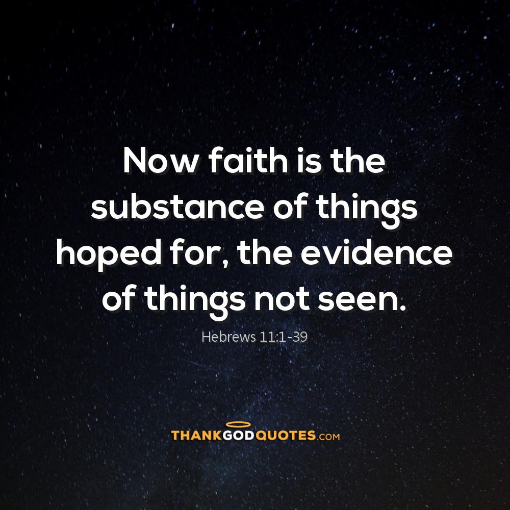Hebrews 11:1-39
