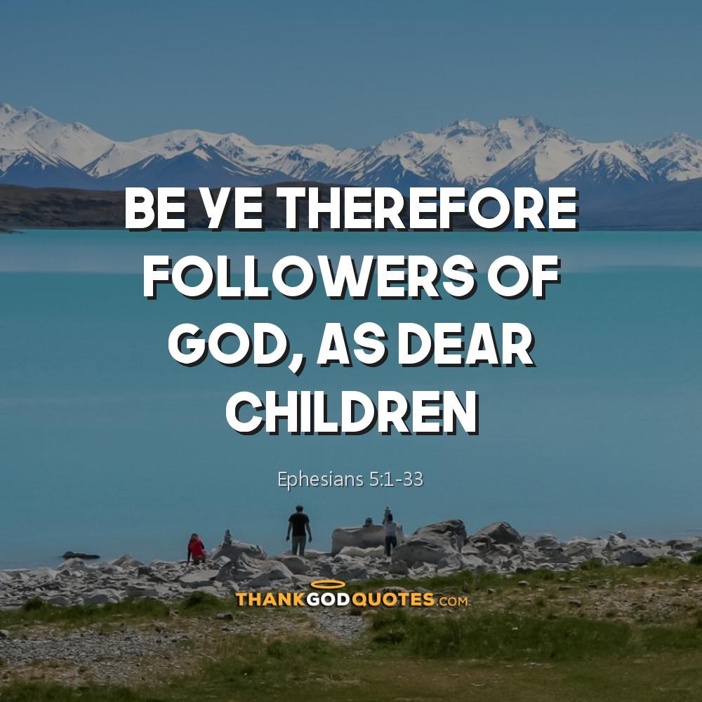 Ephesians 5:1-33