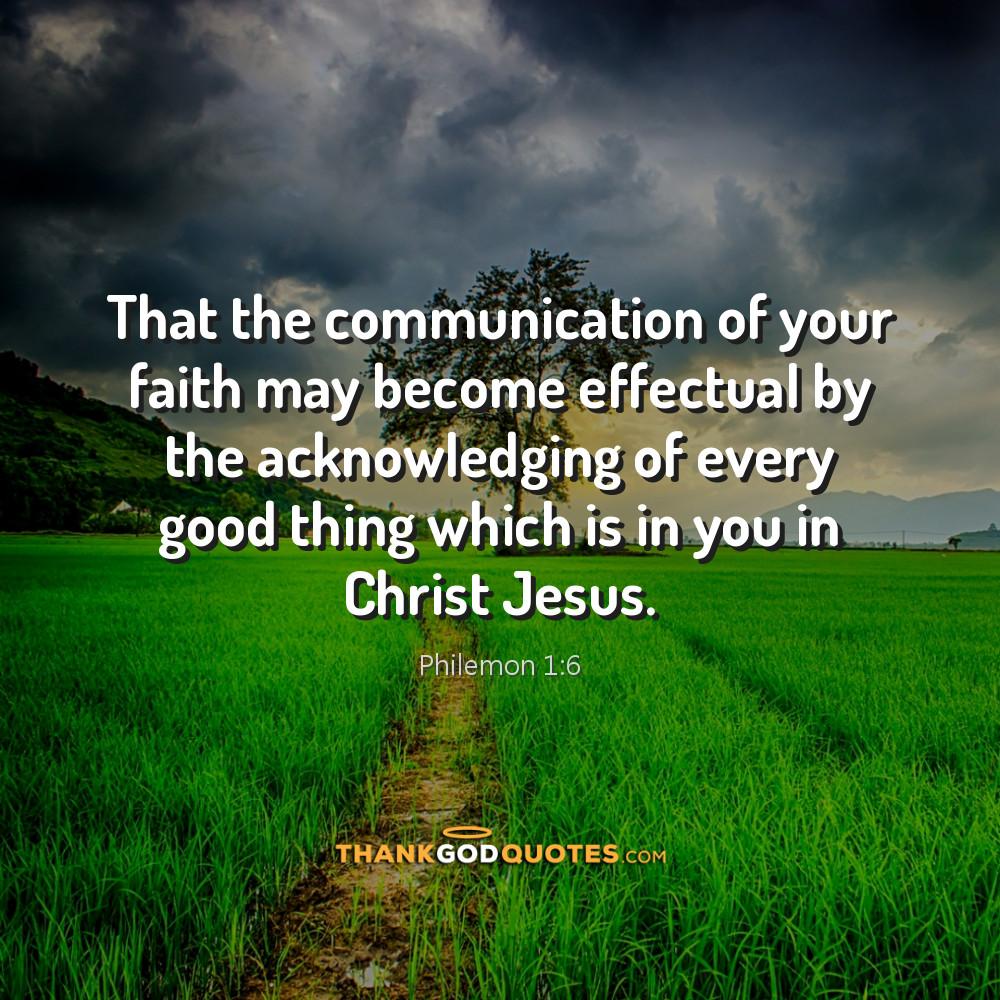 Philemon 1:6